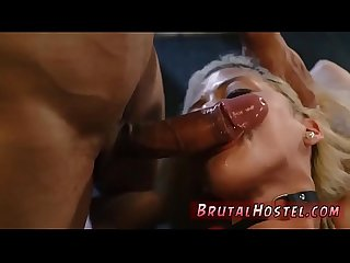 Rough anal gangbang creampie and blonde big breasted blondie sweetie