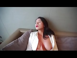 Hot sluty chinese model force to taste her creampie for more videos..