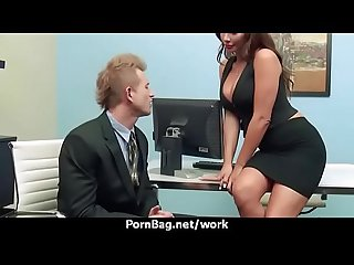 sexy working women in office 10