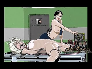 Sexiest cartoon porn game with tied up slaves will make you cum multiple times