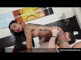 Asian Thai Girl Takes 69 Action