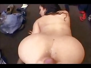 Amateur big butt milf homemade