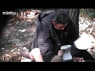 Asian old man fuck whore in wood 3 goo period gl sol tzduzu
