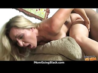 Hot milf takes on 11 inch huge monster black cock 12