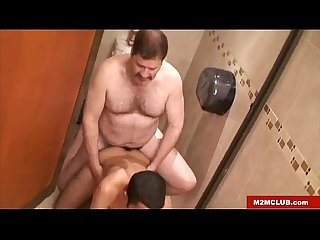 Bear Fucking in the Restrooms