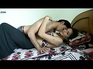 Shruti bhabhi romance with old Boy Friend in absense of her Husband..