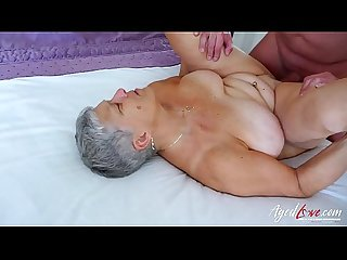 AgedLovE Savana and Marc Kaye Hardcore Sex Video