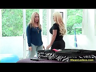 Hot and mean lesbians like mother dyke daughter with holly halston noelle easton free xxx v