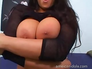 Big tits test vol period 7