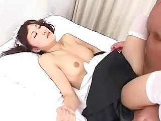 Asian maid hardcore