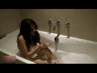 Nowwatchtvlive period org indian Desi escort in bathtub www period nowwatchtvlive period me