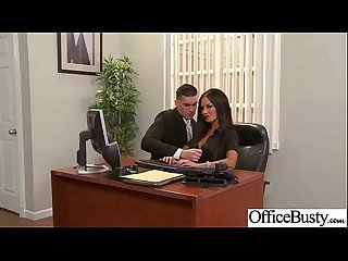 Hard Sex In Office With Big Round Boobs Sluty Girl (elicia solis) video-15