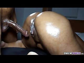Wet Doggystyle Ebony