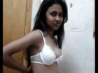 indian sister removed her bra and gone nude