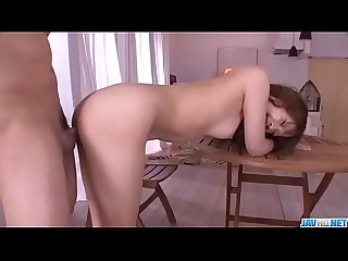 Rika aiba peachy tits doll goes wild on two cocks more at javhd net
