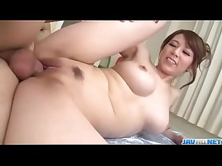 Maki koizumi serious threesome along two younger lads more at javhd net