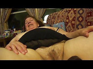 bbw granny from BBWCurvy .com big black dildo