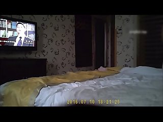 China Couple in hotel watch more at asiangirls cf