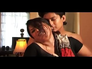 Pyaasi patni hot scene 01 making out with maid thelatkajatka