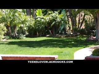 TeensLoveBlackCocks - Tight Pussy Joseline Kelly Enjoys Big Black Cock