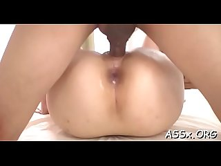 Enthralling oriental group-sex