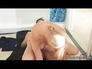 Prostitute crony s daughter and mother domination step into my shower