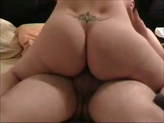 Beautiful curvy wife drilled on homemade sextape