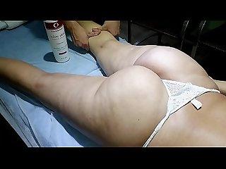 #1 Eu cornudo Levei a minha esposa safada em um massagista profissional e olha o que aconteceu..