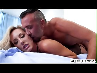 Busty Milf britt rossi needs cock and gets fucked by a hardcore Doctor lee huge