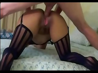 Milf teaches her son in law how has to fuck her wife period she wants her daughter get the portion o