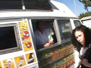 Summer bailey fucks the icecream man