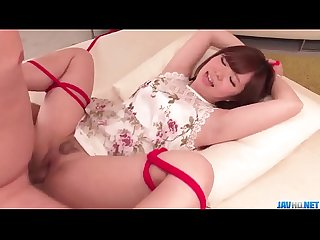 Exclusive Asian bondage with Chihiro Nishikawa - More at 69avs com