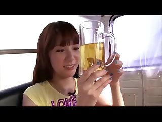 Extreme piss in mouth japanese girl P.2
