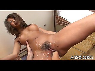 Ultra wet japanese fucking