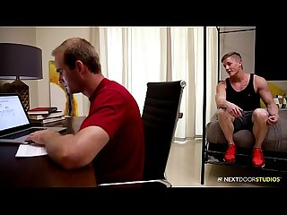 NextDoorStudios I Let My Hairy Muscle Step Brother Analize Me