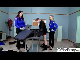 Hard sex tape in office with big round tits sexy girl alison tyler julia ann video 01