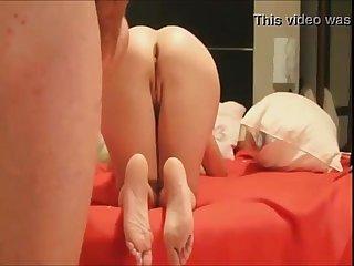 Culito argentino anal creampie