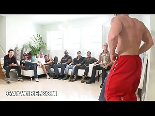 SAUSAGE PARTY - This Gay Stripper Party Is Out of Control!