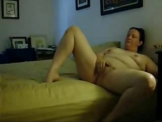 My horny mum caught masturbating hidden cam