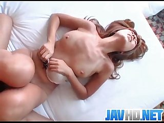 Perfect hardcore action with peachy boobs Teen nao
