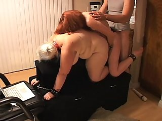 Daddy's Anal Train