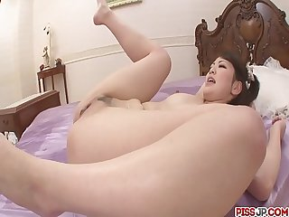 Big Breasted MILF Tomoka Sakurai Drips His Cum - More at Pissjp.com