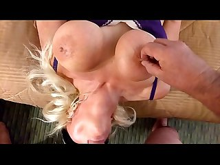 Upside down blowjob while having loud shaking orgasm with hitachi on open pussy long loud orgasm see