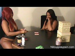 Nilou achtland eve colon lesbian card game num 1