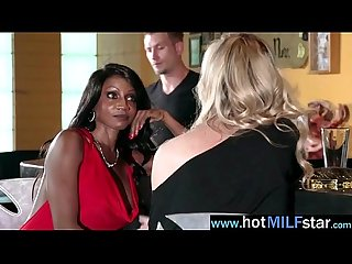 Sex acrion with hungry for big cock mature lady diamond simone clip 19