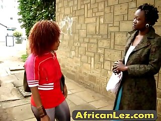 African lesbians jojo akua foreplay in the shower