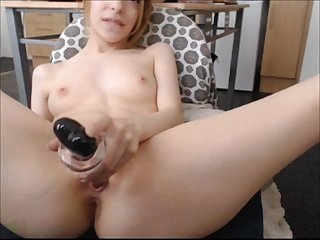 Hot cam girl squirts