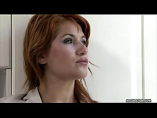 Magma film horny housewife gets dp from her gardeners