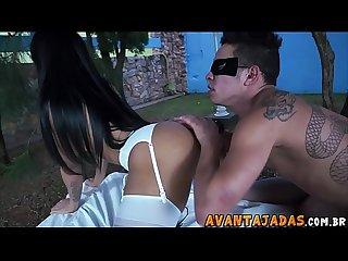 Morena travesti passiva fode com namorado