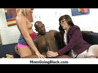 Black monster dick in milfs tight pussy 3